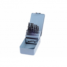 Set HSS 1-13mm x 0.5mm 25Pc JOBBER DRILLS