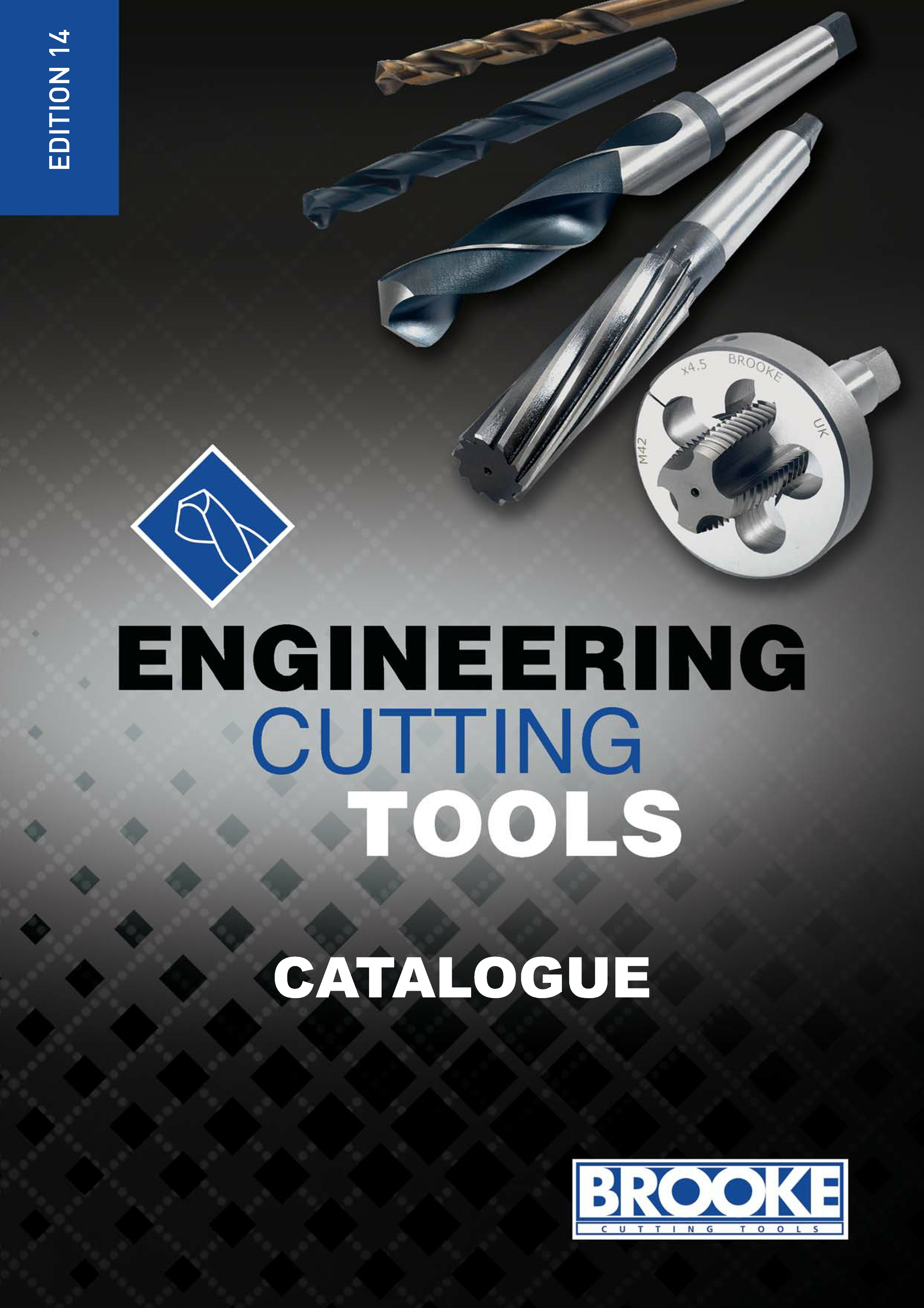 Brooke Engineering Cutting Tools Catalogue