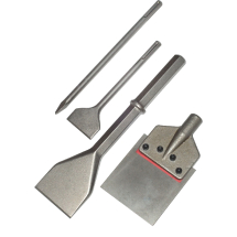 Hammer Breaker Steels-Electric & Pneumatic