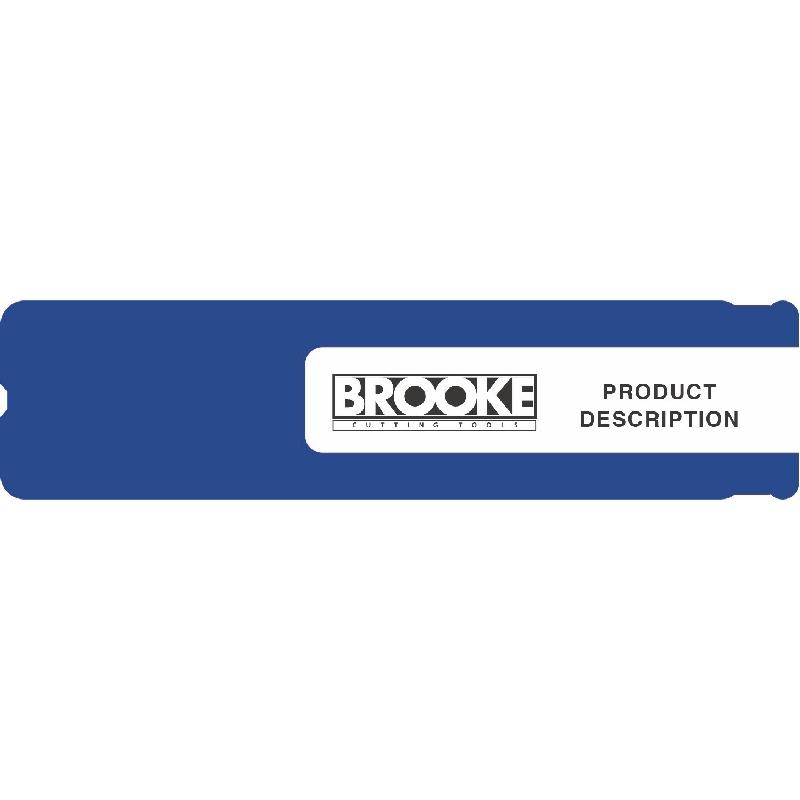 25//64 Brooke HSS Jobber Drill