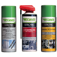 Lubricants & Sprays